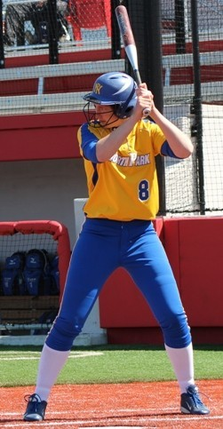 NPU&#8217;s Kruckman named CCIW Hitter of the Week