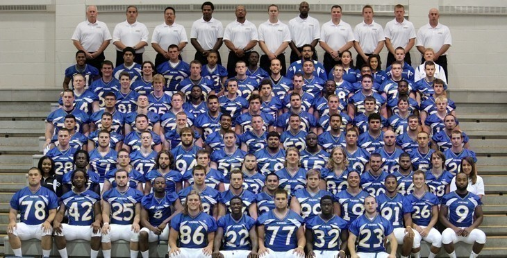 2012-13 Football Roster - North Park University Athletics