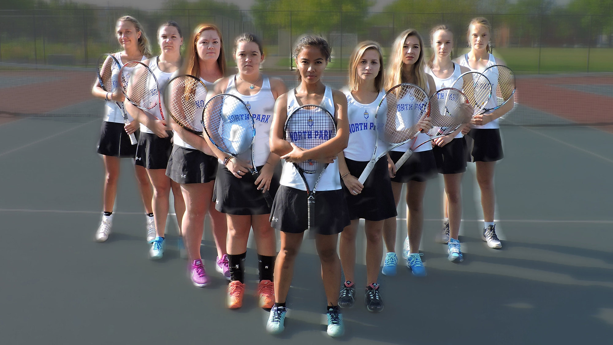 2017 Women's Tennis Team Preview - North Park University